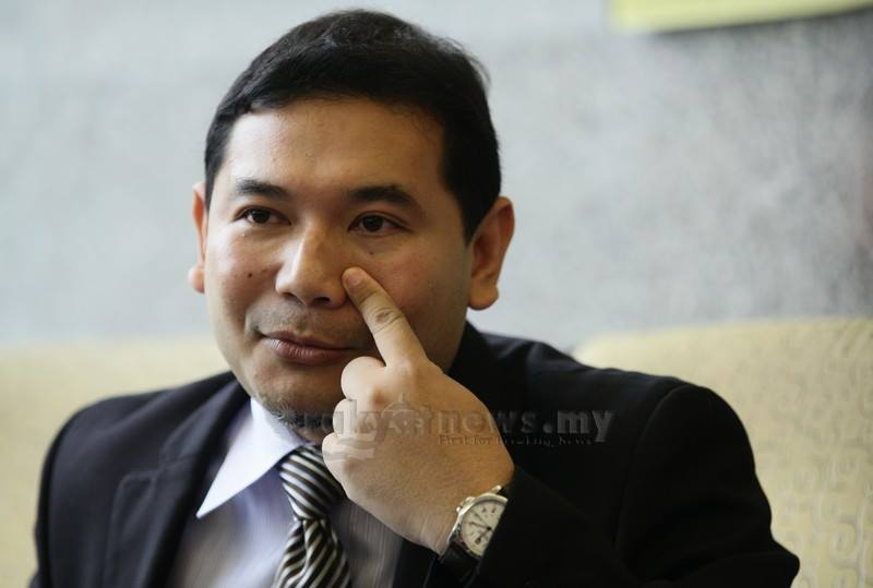 Image result for images of rafizi ramli